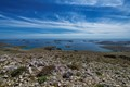 View on Kornati Islands, Croatia.