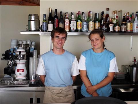 Pool Bar Staff
