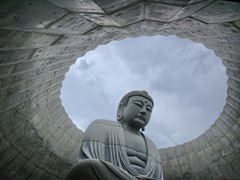 Great Buddha within a Domy Space