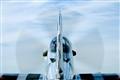 P-51 Mustang Prop Blur