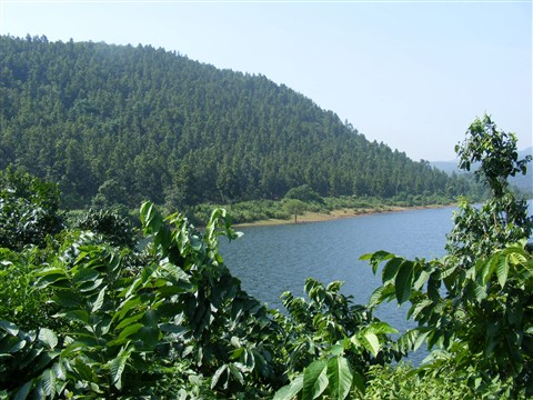Burudih Lake at Ghatsila,india