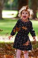 The joy of leaves