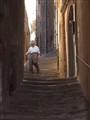 Cortona stairs