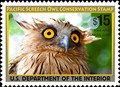 Owl Conservation Stamp