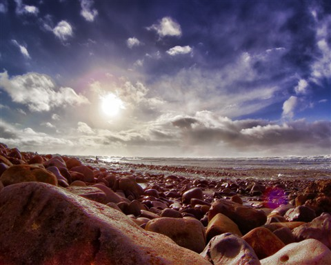 Beach-HDR-2