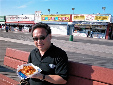 Coney Island Clam Strips 138