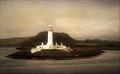 Eilean Musdile Lighthouse , Argyll Scotland