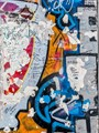 Pieces of Berlin Wall