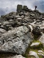 A Photographer on Tryfan