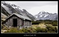 cabin at Mount Cook