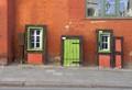 Doors at Wismar in Deutchland