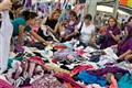 Chaos Reigns Over Choosing A Garment