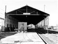 Old train station depot São Carlos - SP - Brazil