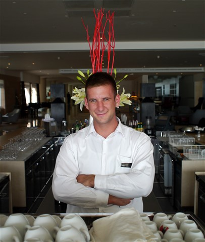 Croatian Bartender