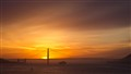 Golden Gate Sunset (from Alcatraz Island)