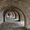 Roman wall walk