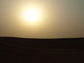 Desert near Dubai City