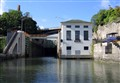 Erie Canal Locked
