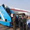 The mainly western passengers board the pristine Tu-204 for the flight to Beijing DSC06329 Air Koryo 4k