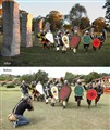 Barbarians... Before & After