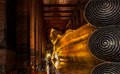 The Reclining Buddha, Thailand