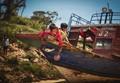 Cambodia River Kids