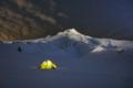 Mt Hood winter camping