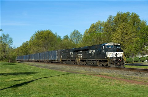 Norfolk Southern 7693