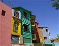 Caminito houses corners
