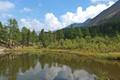 near Lago Gioveretto - end of Valley Martell (Alto Adige)
