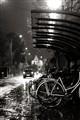 Udine under the rain