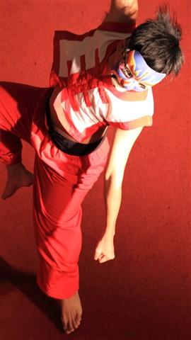 Dance of Mask