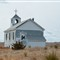 Church on Rosebud Indian Reservation