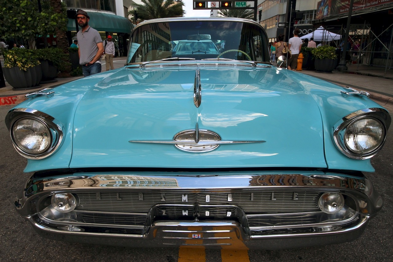 Downtown Miami Classic Car Show 4: globalphilip: Galleries: Digital ...