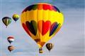 balloons at abq 2012