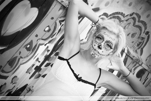 Sugar skull 23