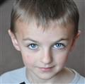 'lil blue eyes!