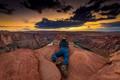 Horseshoe Bend Sunset-4670
