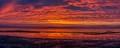 Sunrise of fire