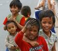 Dirty little kids, Vietnam