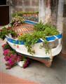 Italian Boat Planter