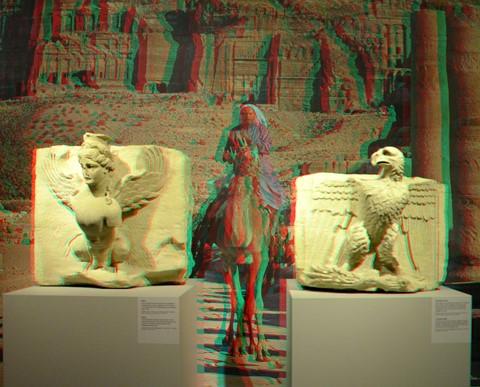 Exhibition Petra 3D