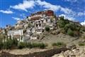 Thiksey Gompa, (near Leh) Ladakh.