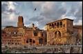 forum traiani rome italy