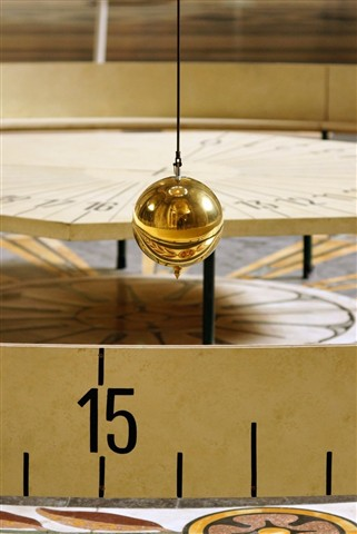 Focault's Pendulum 1