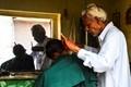 Hair cutting -  India