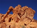 Elephant Rock-Valley of Fire State Park, NV