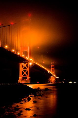 Golden Gate Night-115