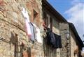 Tuscan village Italy