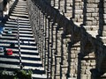 Roman Aqueduct - Segovia